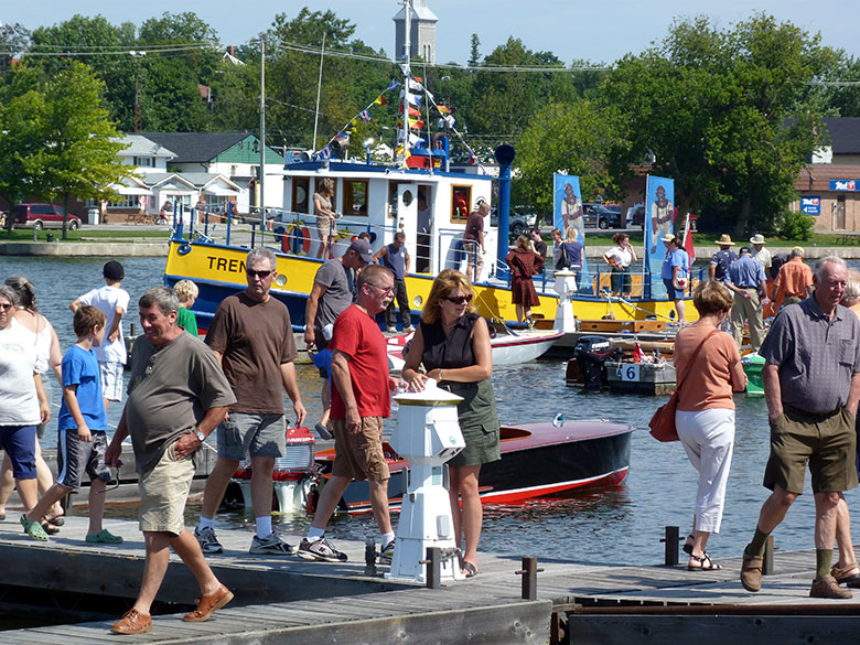 Hastings, Ontario Waterfront Festival